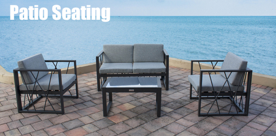 Outdoor Wicker Seating